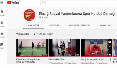 Youtube Kanalımız Açıldı